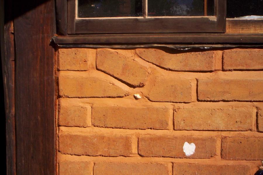 mud brick & second hand timber